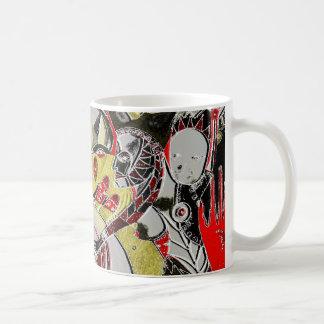 the last good bye litho basic white mug