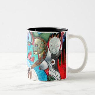 The Last Goodby Two-Tone Coffee Mug
