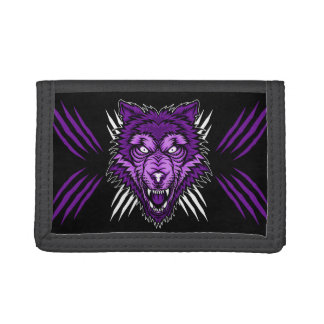 THE LAST HOWL TRIFOLD WALLET
