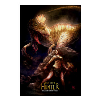 The Last Hunter - Kainda vs Alice Poster