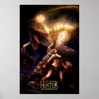 The Last Hunter - Kainda vs Alice Poster