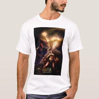 The Last Hunter - Kainda vs Alice T-shirt! T-Shirt