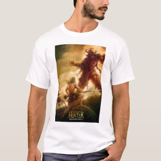 The Last Hunter - Sol & Kainda vs Eshu T-shirt! T-Shirt