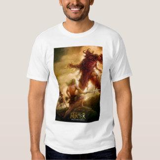 The Last Hunter - Sol & Kainda vs Eshu T-shirt! Tees