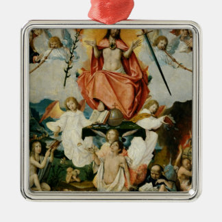 The Last Judgement 4 Christmas Ornament