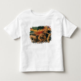 The Last Judgement, detail of the entrance Toddler T-Shirt