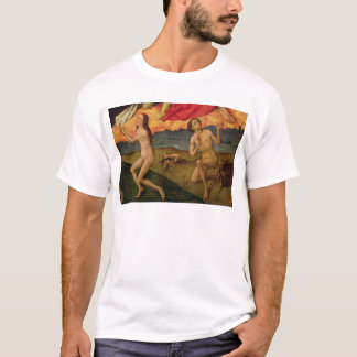 The Last Judgement, detail of the resurrection T-Shirt