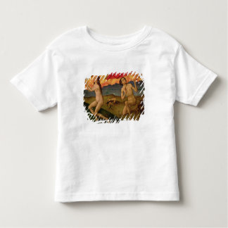The Last Judgement, detail of the resurrection Toddler T-Shirt