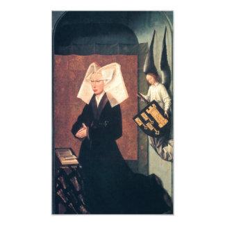 The Last Judgement (detail) Rogier van der Weyden Photo Art