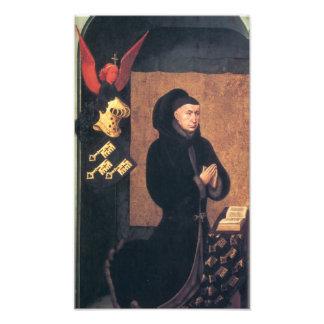The Last Judgement (detail) Rogier van der Weyden Photographic Print