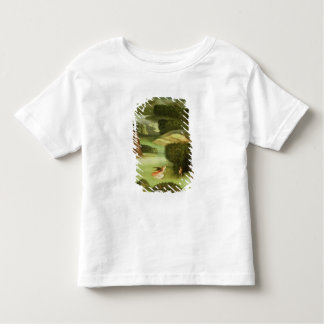 The Last Judgement : Interior of Left Wing Toddler T-Shirt