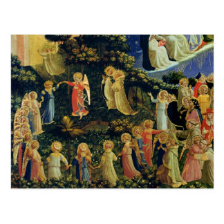 The Last Judgement Postcard