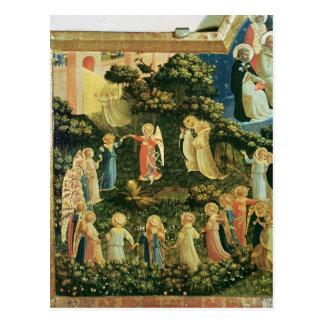 The Last Judgement Postcard
