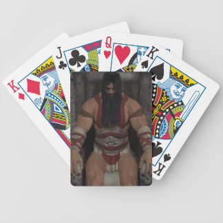 The last king playing cards