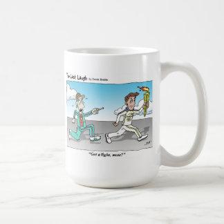 The Last Laugh - Got A Light Mate Coffee Mug