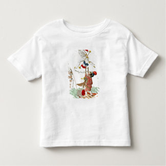 The Last Leap of a Great Man, 1815 Toddler T-Shirt