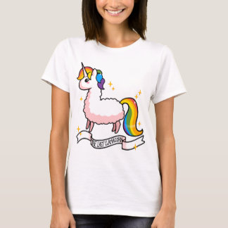 The Last Llamacorn T-Shirt