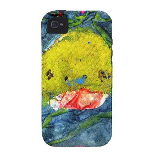 the last minute shark iPhone 4/4S cover