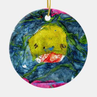 the last minute shark christmas ornament