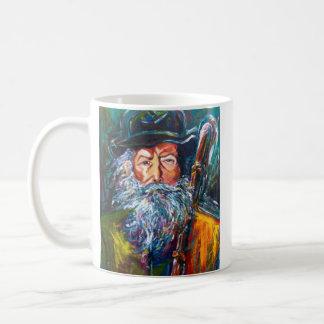 The Last of the Hobo Kings Basic White Mug