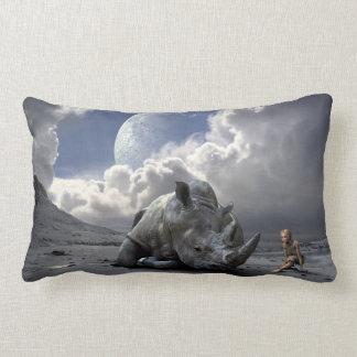 The last of the rhino lumbar cushion