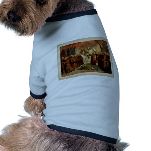 The Last of the Rohan's, 'The Dream' Vintage Theat Dog Clothing