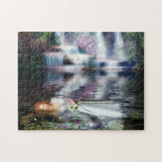 The Last Repose of Ophelia Jigsaw Puzzle