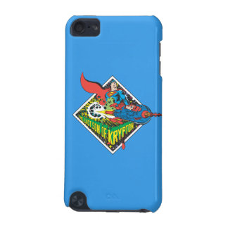 The Last Son of Krypton iPod Touch 5G Cases