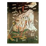 The Last Stand of the Kusanoki Clan Postcard