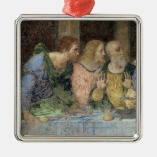 The Last Supper, 1495-97 Christmas Ornament