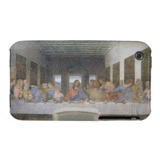 The Last Supper, 1495-97 (fresco) Case-Mate iPhone 3 Case