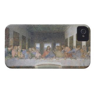The Last Supper, 1495-97 (fresco) iPhone 4 Case-Mate Case