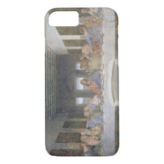The Last Supper, 1495-97 (fresco) iPhone 8/7 Case