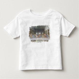 The Last Supper, 1495-97 (fresco) Toddler T-Shirt