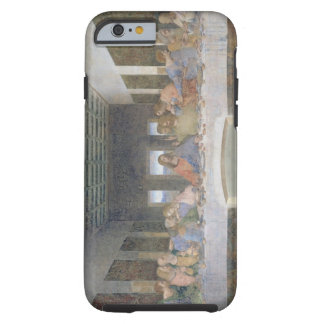 The Last Supper, 1495-97 (fresco) Tough iPhone 6 Case