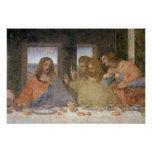 The Last Supper, 1495-97 Poster