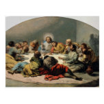 The Last Supper, 1796-97 Postcard