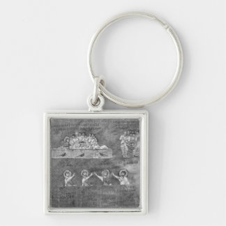 The Last Supper 2 Key Ring