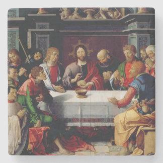 The Last Supper 2 Stone Beverage Coaster
