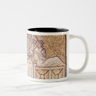 The Last Supper 2 Two-Tone Coffee Mug
