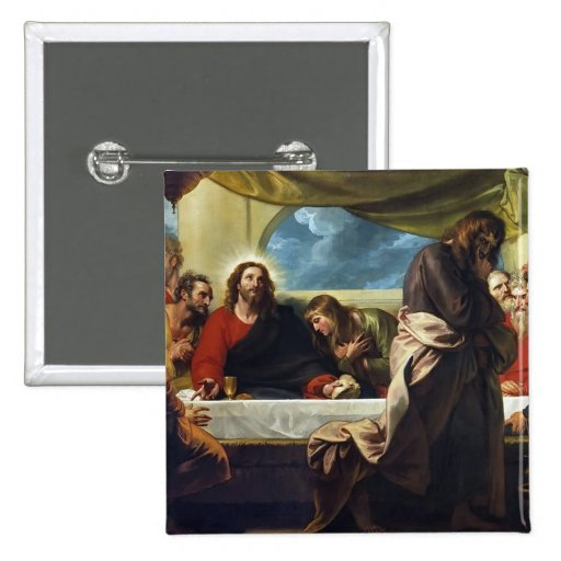 The Last Supper by Benjamin West Pins