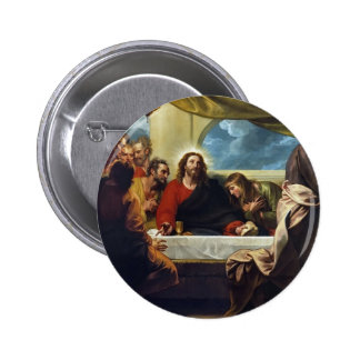 The Last Supper by Benjamin West Button