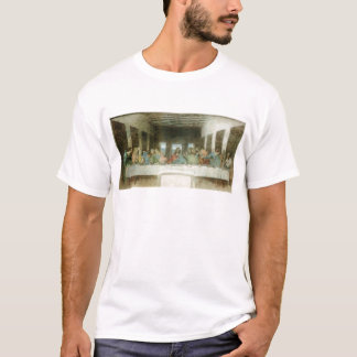 The Last Supper by Leonardo Da Vinci c. 1495-1498 T-Shirt