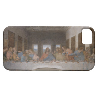 The Last Supper by Leonardo da Vinci iPhone 5 Covers