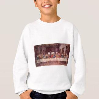 The Last Supper by Leonardo da Vinci, Renaissance Sweatshirt