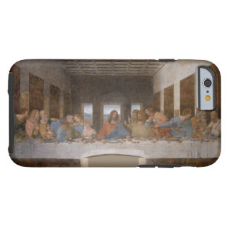 The Last Supper by Leonardo Da Vinci Tough iPhone 6 Case