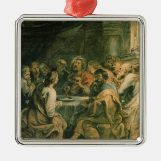 The Last Supper, c.1630-31 Christmas Ornament