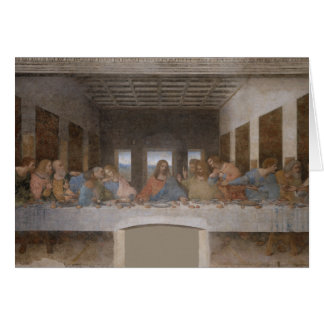 The Last Supper Greeting Cards