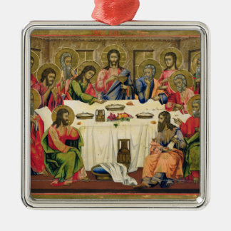 The Last Supper Christmas Ornament