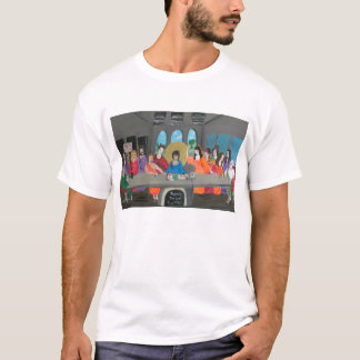 The last supper painting T-Shirt